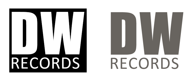 Portfolio DW Records Logo